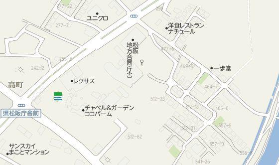 スピリチュアルカウンセリングLisa masha地図